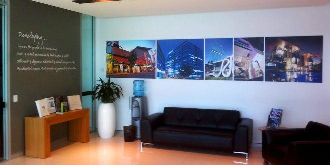 Corporate and office signs Queensland