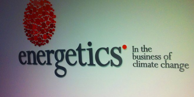 Energetics Business 3D Engraved Signs