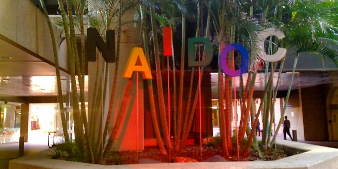 NAIDOC 3D Corporate Signage Queensland